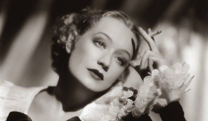 Moviecrazy - Miriam Hopkins
