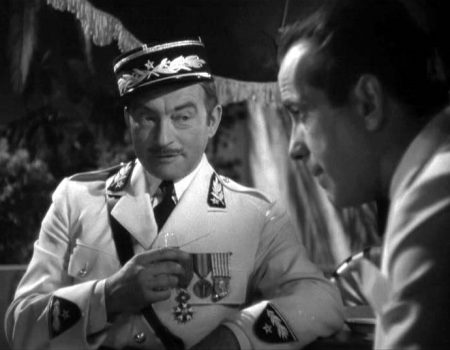 Moviecrazy - Claude Rains - Casablanca