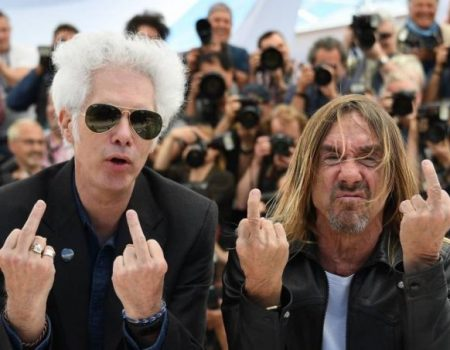 Moviecrazy - Iggy Pop y Jim Jarmusch - Gimme Danger