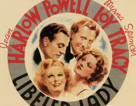 Moviecrazy - Libeled Lady Poster