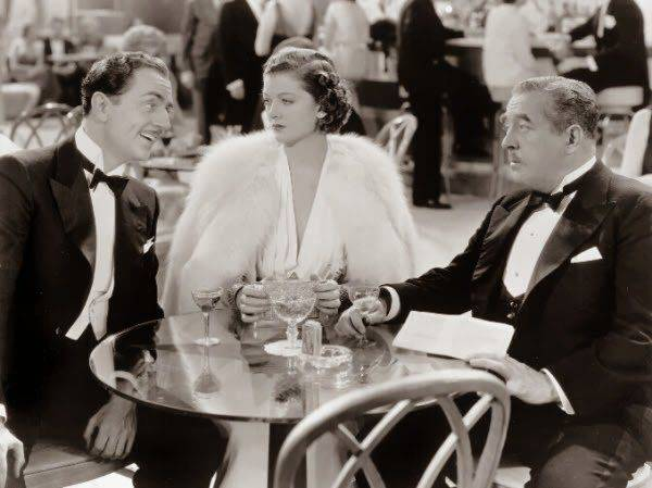 Moviecrazy - Libeled Lady - William Powell, Myrna Loy, Walter Connolly
