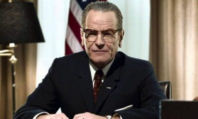 Brian Cranston - Hasta el final - All The Way - Lyndon Johnson