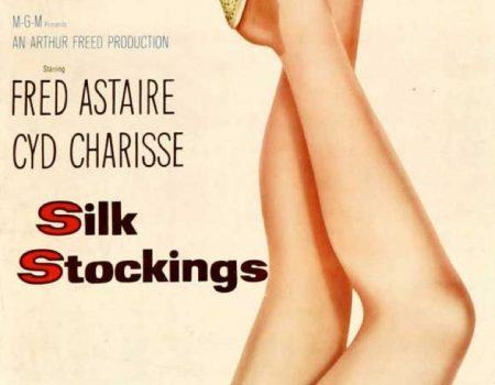 Moviecrazy - Cyd Charisse - Silk Stockings - La Bella de Moscu