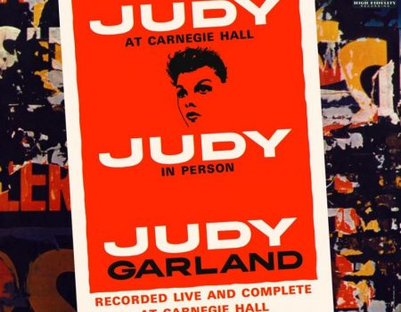 Moviecrazy - Judy Garland at Carnegie Hall