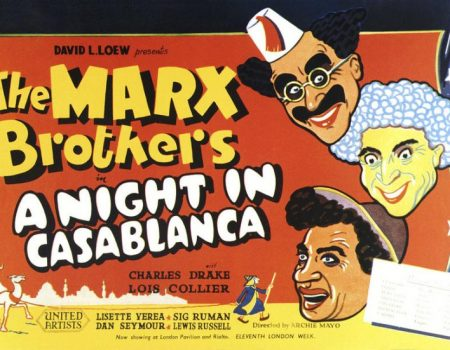 Moviecrazy - Marx, Jack Warner, Casablanca