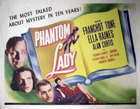 Phantom Lady - La dama desconocida - Poster - Moviecrazy