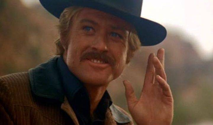 Robert Redford - Sundance Kid