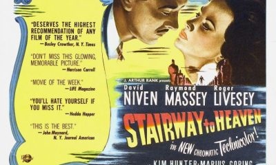 Stairway to Heaven - Cartel - David Niven, Raymond Massey