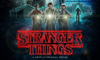 Moviecrazy - Stranger Things Serie Netflix