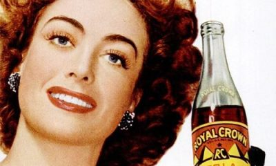 Joan Crawford y los refrescos
