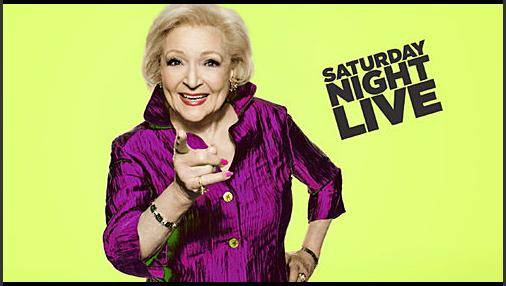 Betty White - Saturday Night Live