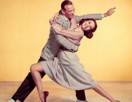 Fred Astaire y Cyd Charisse - Silk Stockings