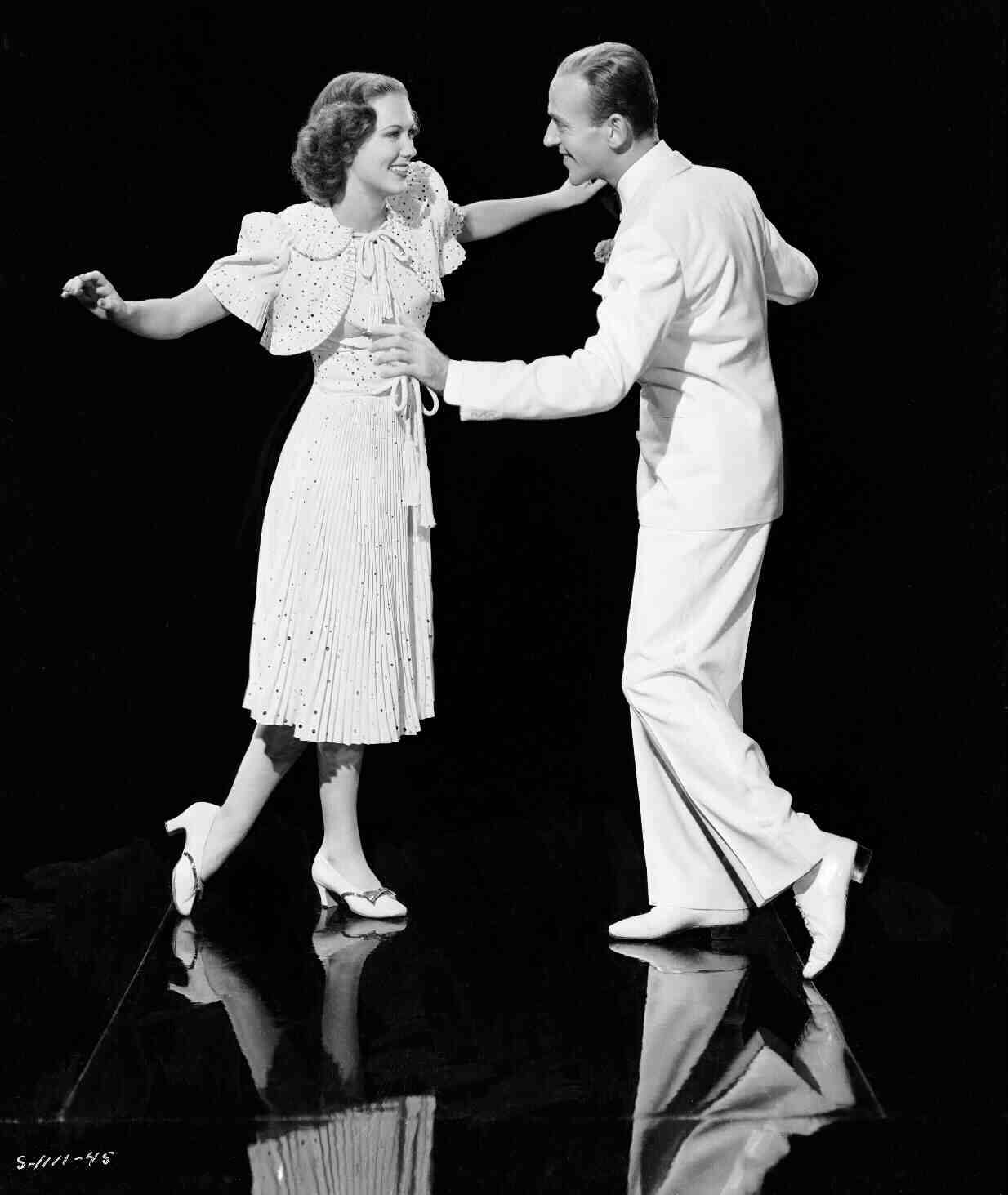 Fred Astaire y Eleanor Powell - Broadway Melody