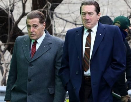 The Irishman - Robert De Niro, Al Pacino