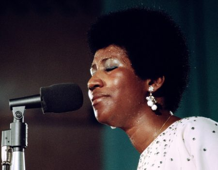 Aretha Franklin Amazing Grace documental película