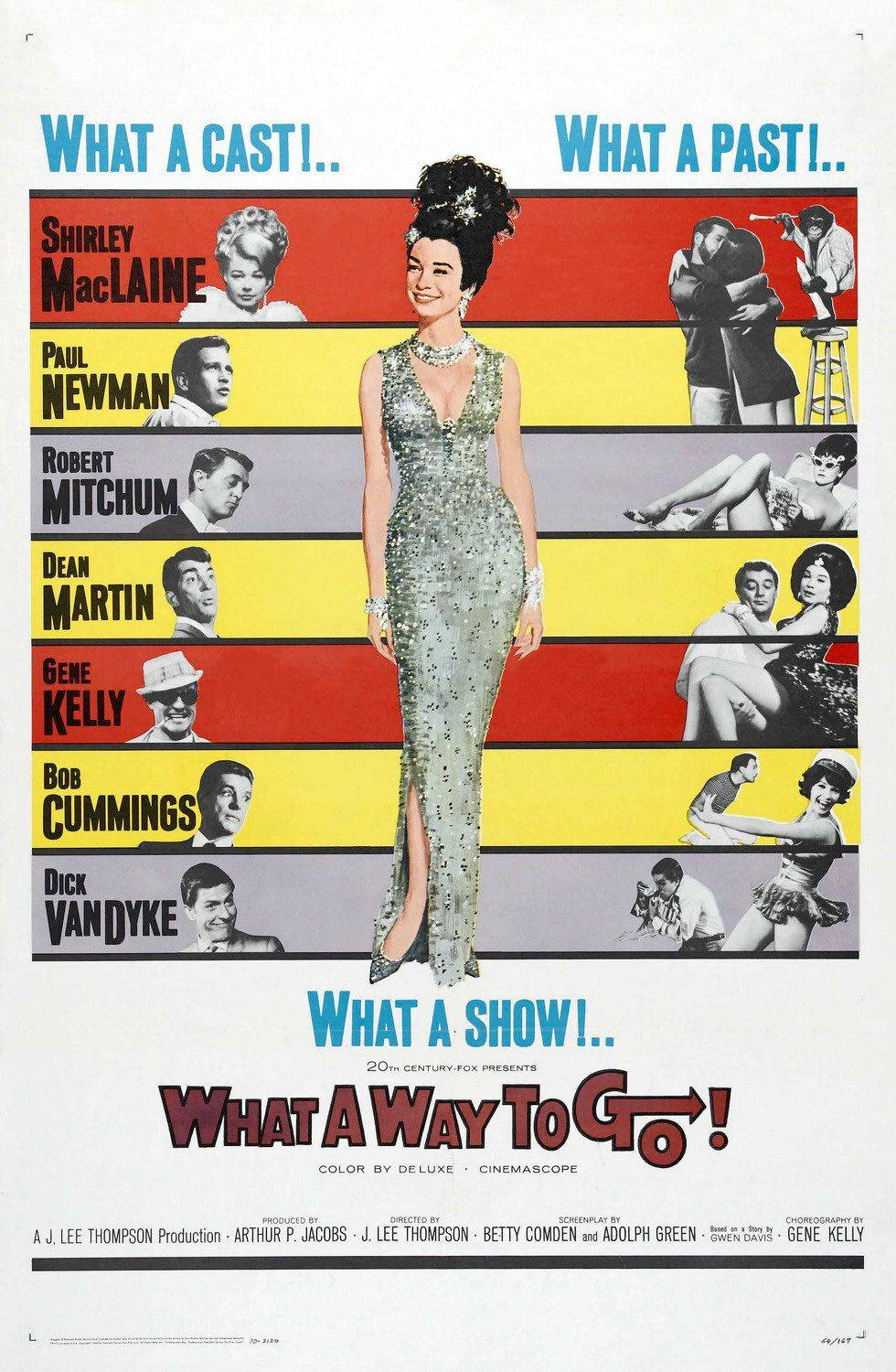 Critica What a Way to Go (1964)